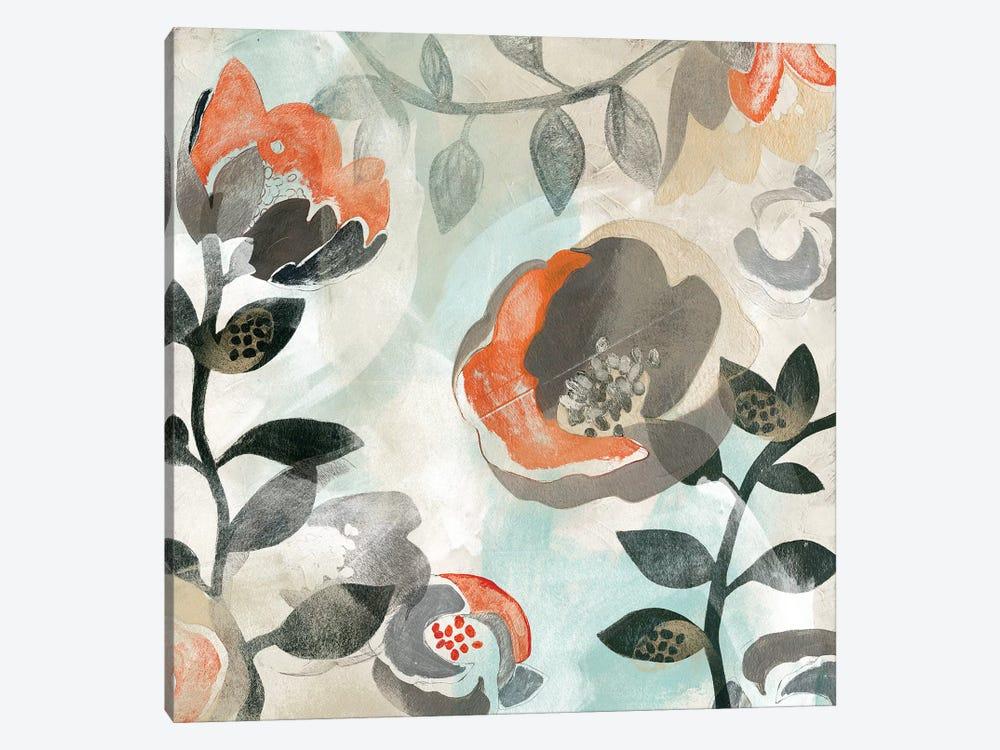 Chromatic Fresco I by June Erica Vess 1-piece Canvas Artwork