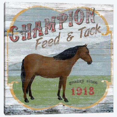 Farm Supply I Canvas Print #VES74} by June Erica Vess Canvas Art
