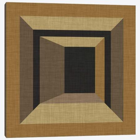 Geometric Perspective VII Canvas Print #VES90} by June Erica Vess Canvas Art Print