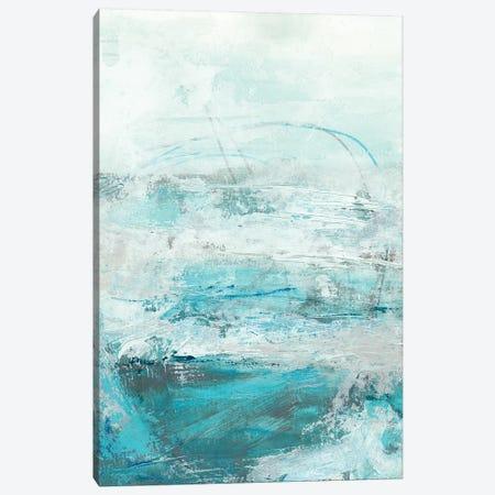 Glass Sea I Canvas Print #VES92} by June Erica Vess Art Print