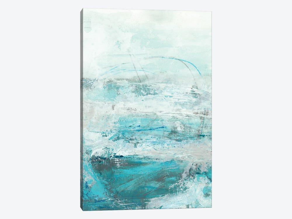 Glass Sea I by June Erica Vess 1-piece Canvas Art Print