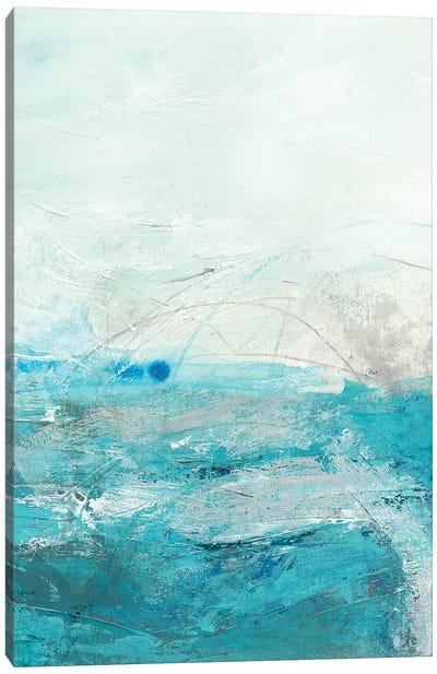 Glass Sea II Canvas Print #VES93