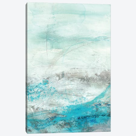 Glass Sea III Canvas Print #VES94} by June Erica Vess Canvas Artwork