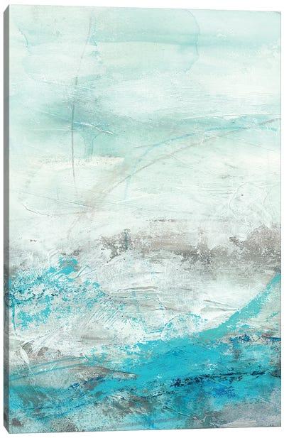 Glass Sea III Canvas Print #VES94