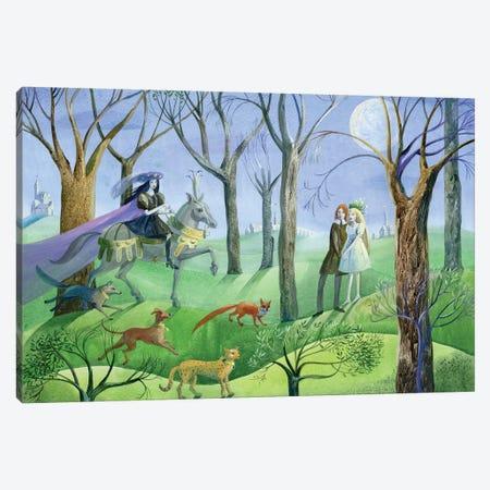 The Snow Queen VI Canvas Print #VFO30} by Victoria Fomina Canvas Print