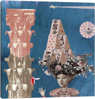 Alice In Wonderland II Canvas Art Print
