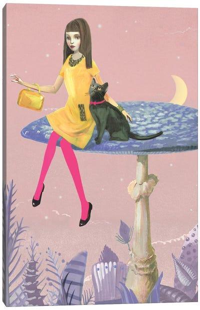 Alice In Wonderland IV Canvas Art Print