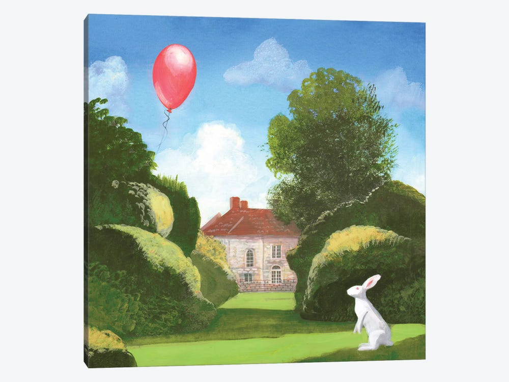 An Old Fairytale by Victoria Fomina 1-piece Canvas Wall Art