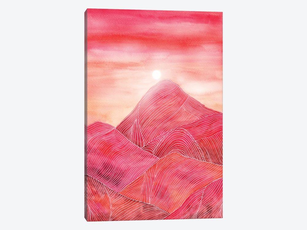 Lines In The Mountains XXIII by Viviana Gonzalez 1-piece Canvas Wall Art
