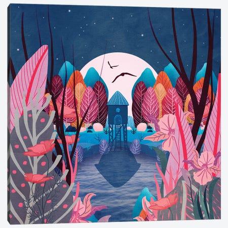 Mystery Garden Canvas Print #VGO128} by Viviana Gonzalez Canvas Art