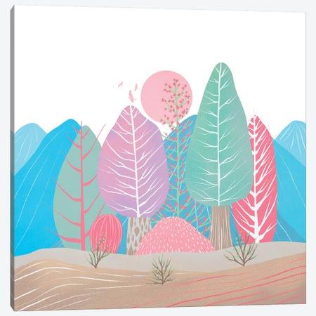 Spring Landscapes III Canvas Print #VGO131} by Viviana Gonzalez Canvas Art Print