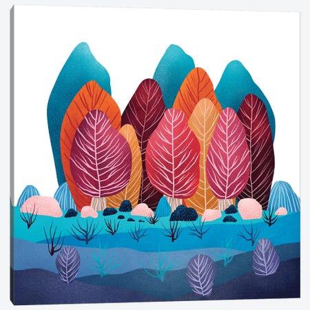 Winter Landscapes II Canvas Print #VGO133} by Viviana Gonzalez Canvas Art Print