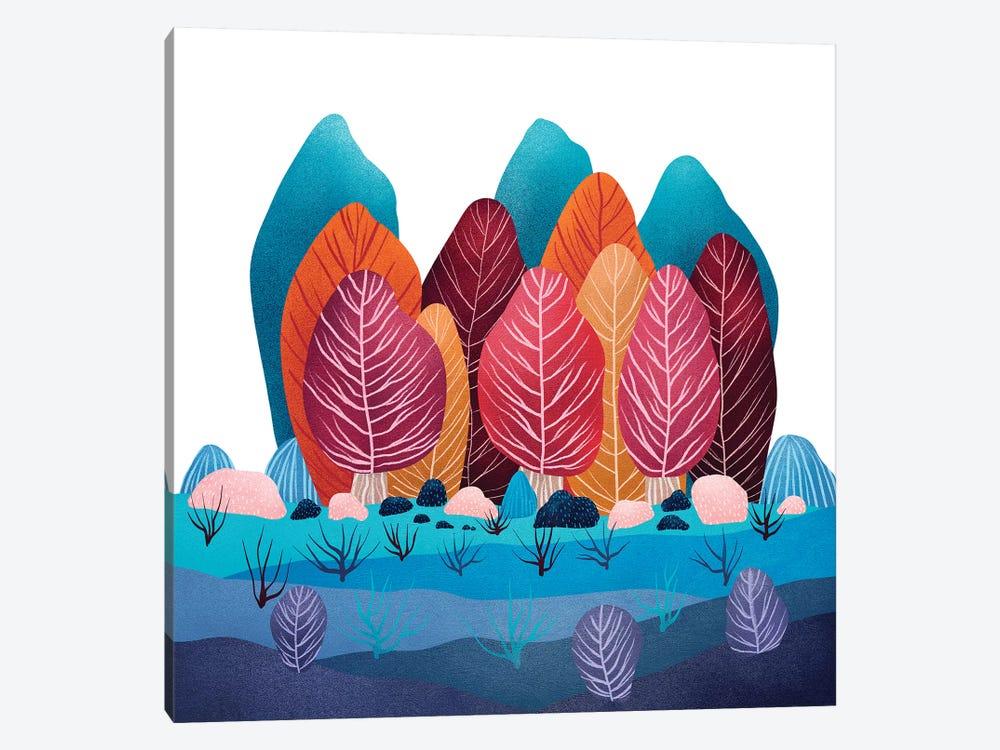 Winter Landscapes II by Viviana Gonzalez 1-piece Canvas Print