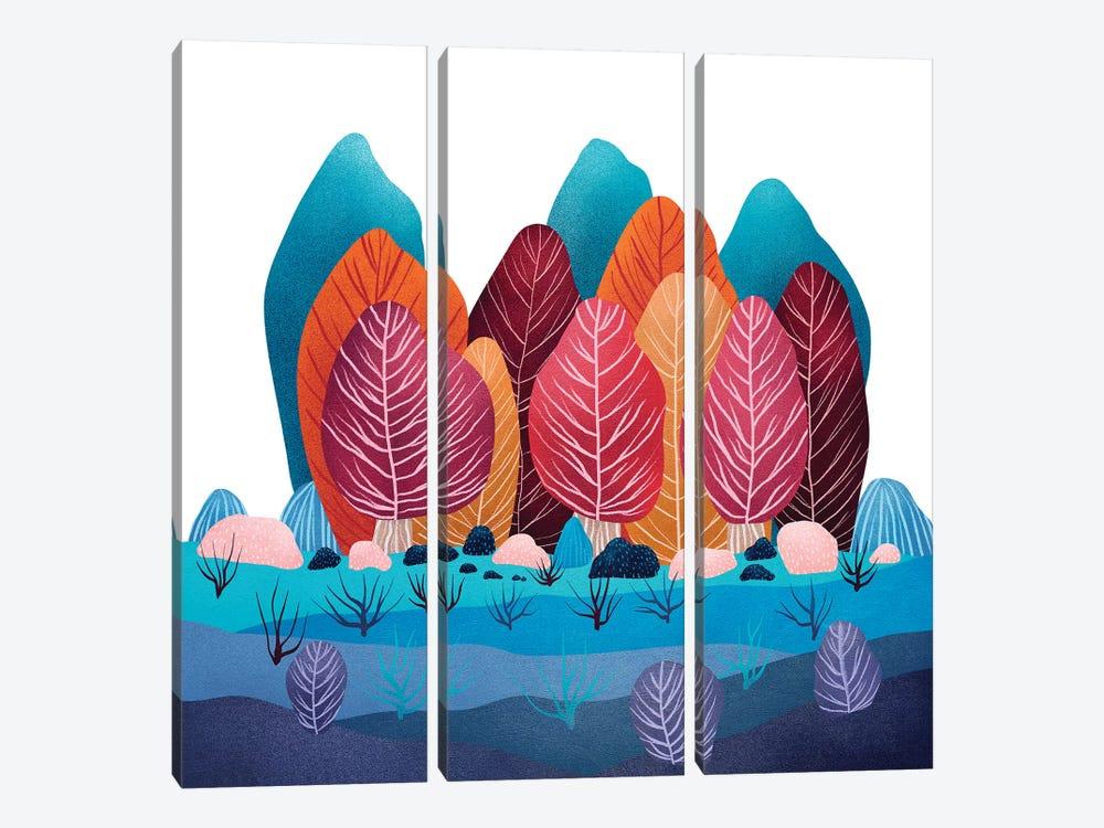 Winter Landscapes II by Viviana Gonzalez 3-piece Art Print