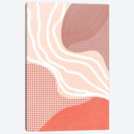 Mid century vibes 03 Canvas Print #VGO147} by Viviana Gonzalez Canvas Art Print