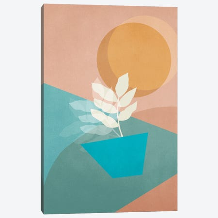 Mid century vibes 04 Canvas Print #VGO148} by Viviana Gonzalez Canvas Art