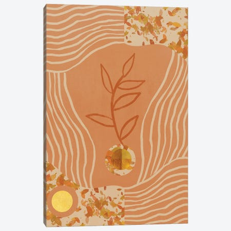 Mid century vibes 05 Canvas Print #VGO149} by Viviana Gonzalez Canvas Art