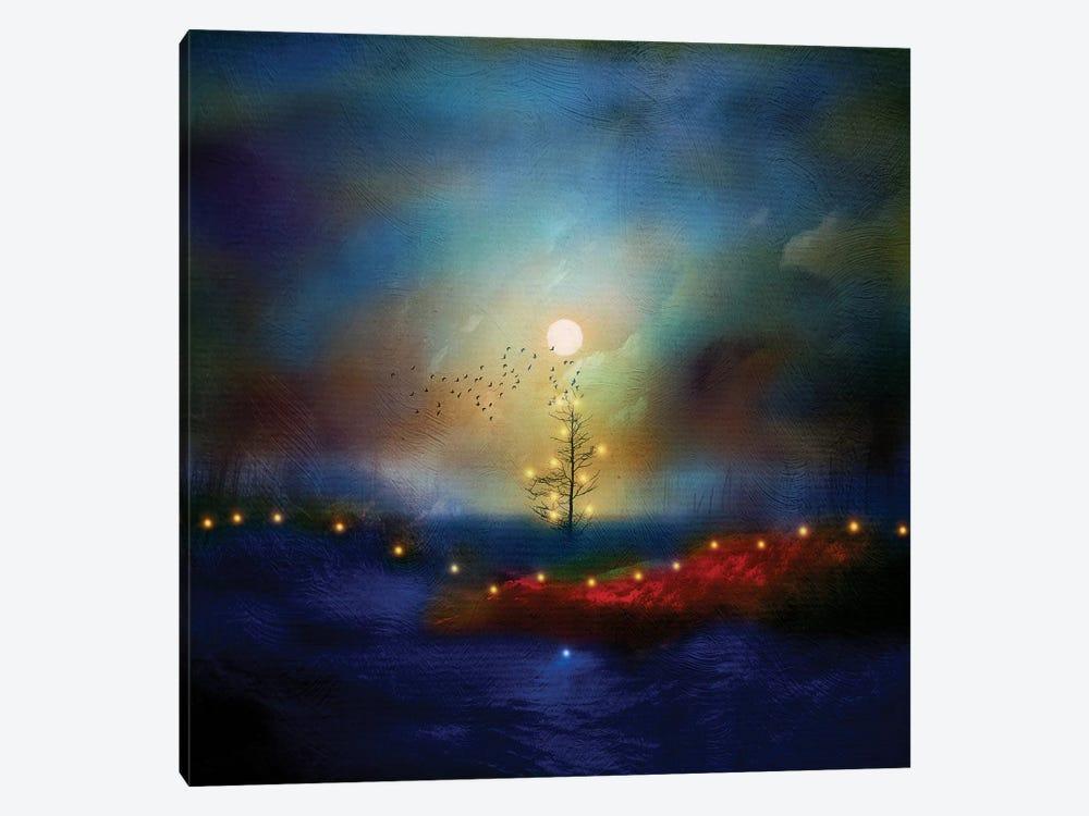 A Beautiful Christmas by Viviana Gonzalez 1-piece Canvas Art