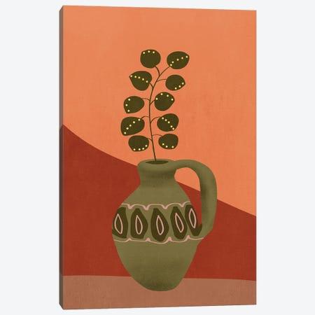 Plant In A Pot V Canvas Print #VGO154} by Viviana Gonzalez Canvas Art