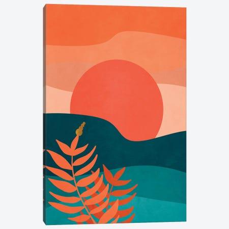 A tropical landscape I Canvas Print #VGO171} by Viviana Gonzalez Canvas Print