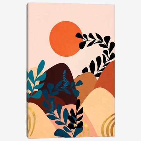 A tropical landscape III Canvas Print #VGO172} by Viviana Gonzalez Canvas Print