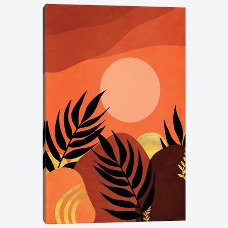 A tropical landscape IV Canvas Print #VGO174} by Viviana Gonzalez Canvas Artwork