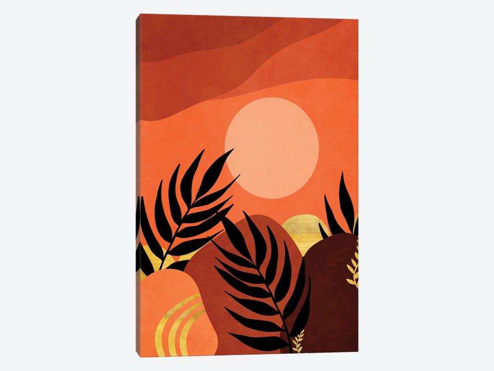 A tropical landscape IV by Viviana Gonzalez 1-piece Canvas Art
