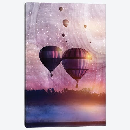 So Far So Close Canvas Print #VGO17} by Viviana Gonzalez Art Print