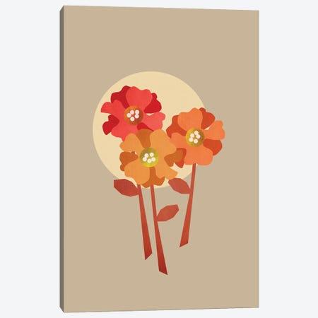 Floral Beauty II Canvas Print #VGO184} by Viviana Gonzalez Art Print