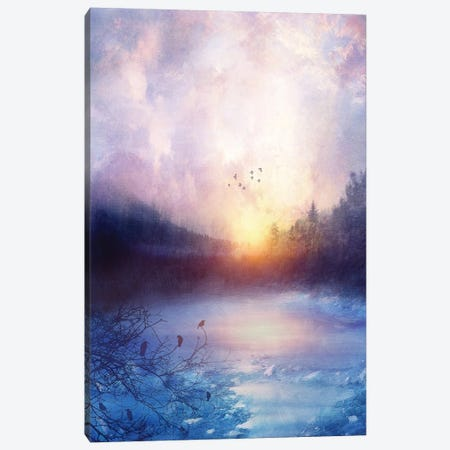 Wish You Were Here, Chapter IV Canvas Print #VGO29} by Viviana Gonzalez Art Print