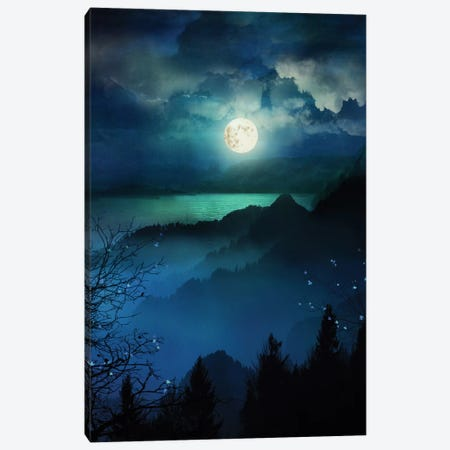 Wish You Were Here, Chapter V Canvas Print #VGO30} by Viviana Gonzalez Canvas Art