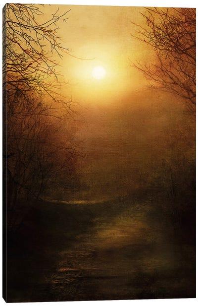 April Ethereal Canvas Art Print