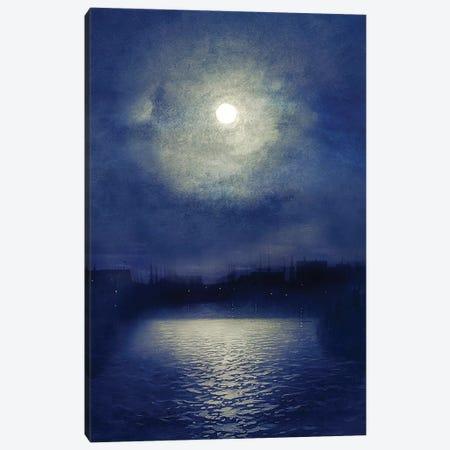 Calm Water Canvas Print #VGO38} by Viviana Gonzalez Canvas Art