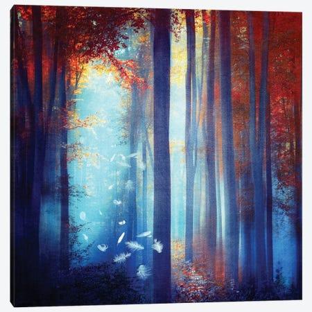 Dreams In Blue Canvas Print #VGO49} by Viviana Gonzalez Canvas Print