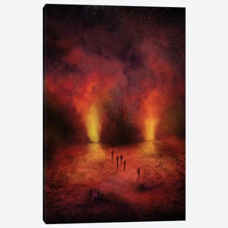 Leaving The Past Canvas Print #VGO5} by Viviana Gonzalez Canvas Print