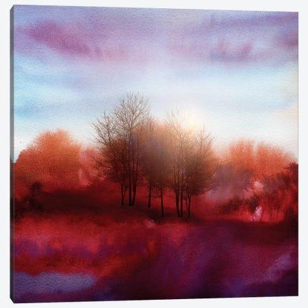 Calling The Sun XIV Canvas Print #VGO65} by Viviana Gonzalez Canvas Art