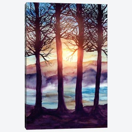 Grateful Love Song Canvas Print #VGO68} by Viviana Gonzalez Canvas Print