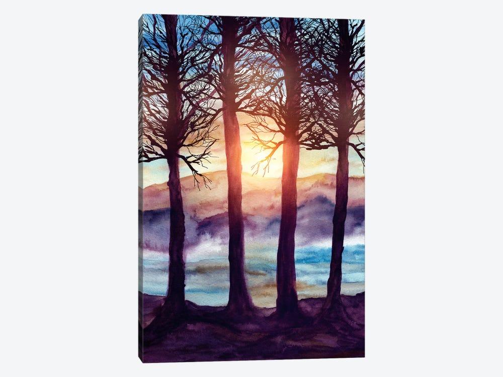 Grateful Love Song by Viviana Gonzalez 1-piece Art Print