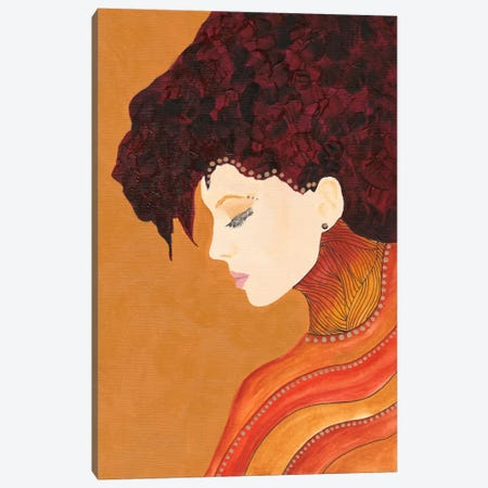 Anne Canvas Print #VGO76} by Viviana Gonzalez Canvas Print