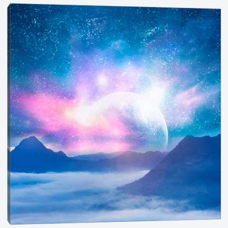 Dreaming Canvas Print #VGO77} by Viviana Gonzalez Canvas Art Print