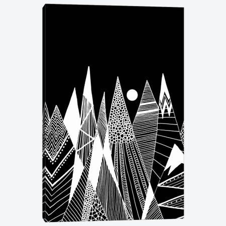 Patterns In The Mountains I Canvas Print #VGO87} by Viviana Gonzalez Canvas Art
