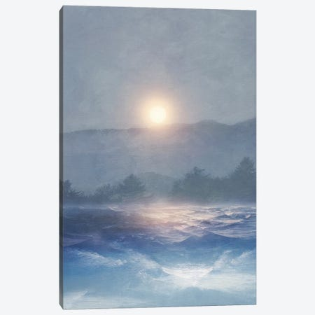 Melancholia Canvas Print #VGO8} by Viviana Gonzalez Canvas Artwork