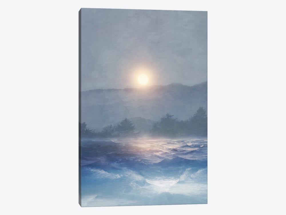 Melancholia 1-piece Canvas Print