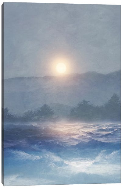 Melancholia Canvas Art Print