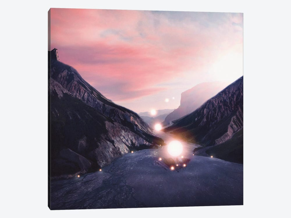 Energy by Viviana Gonzalez 1-piece Canvas Print