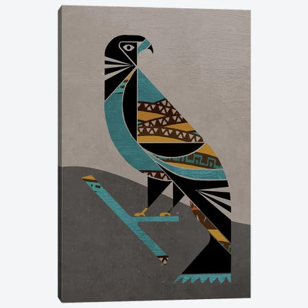 Inca Message Canvas Print #VGO98} by Viviana Gonzalez Canvas Artwork