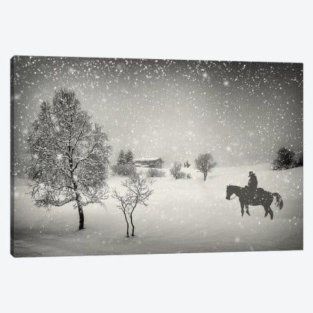 The Waiting Canvas Print #VGU1} by Vito Guarino Canvas Print