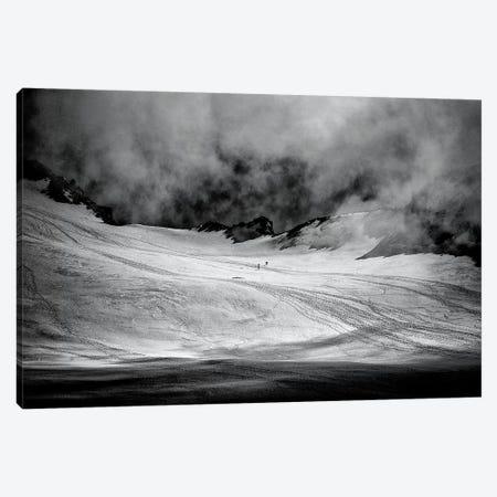 At The Foot Of Monte Rosa Canvas Print #VGU2} by Vito Guarino Art Print