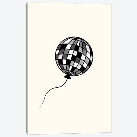 Goodbye Disco Canvas Print #VHE123} by Viktor Hertz Canvas Print