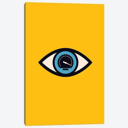 Speed Of The Eye Canvas Print #VHE138} by Viktor Hertz Canvas Artwork